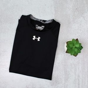 Under Armour Heat Gear Men's Compression Shirt Lrg